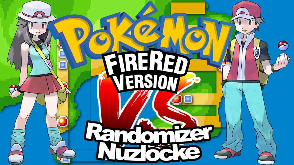 Pokemon FireRed Randomizer Nuzlocke Race