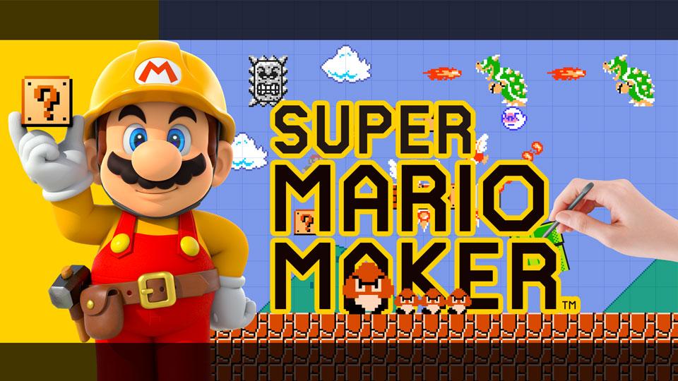 Mario Maker Races