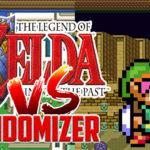 Zelda 3: A Link to the Past Randomizer Race